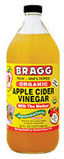 Bragg Organic Raw Apple Cider-Quart
