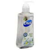 Dial Liquid Soap With Vitamin E Moisture Beads In Pump Bottle