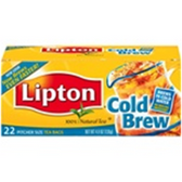Lipton Cold Brew - 22 ct