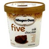 Haagen Dazs Milk Chocolate - 14 oz