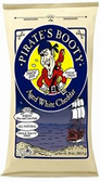 Pirate's Booty Gourmet Popcorn - Aged White Cheddar -4oz