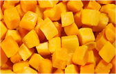 Frozen Mango Chunks - 12 oz