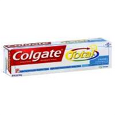 Colgate Total Advanced Whitening Toothpaste - 5.8 Oz