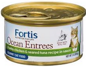 Fortis Premium Cat Treats Simmered Salmon -2oz