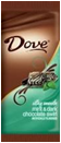 Dove Silky Smooth Mint & Dark Chocolate Large Candy Bar -3.3oz