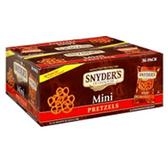 Snyder's Mini Pretzels - 48 pk
