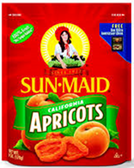 Sun Maid Dried Apricot -6oz