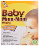 Hot Kid Baby Mum Mums Original -1.76oz