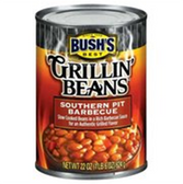 Bush's  Best Southern Pit Barbecue Grillin' Beans -28 oz