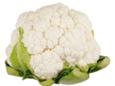 Fresh Organic Cauliflower -ea