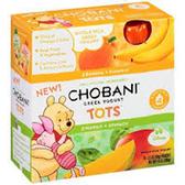 Chobani Kids Spinach & Banana
