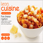Lean Cuisine - Five Cheese Rigatoni -1 meal