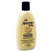 Aveeno Baby Soothing Relief Creamy Wash - 15 oz
