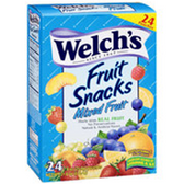 Welch's Mixed Fruit Snacks -10 pk