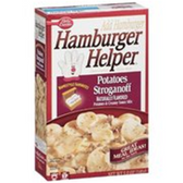 Betty Crocker Hamburger Helper Potato Stroganoff-4.6 oz