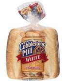 Cobblestone Mill - White Sub rolls -6ct