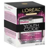 Loreal Youth Code Day/Night Cream - 1.5 Oz