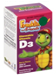 Treehouse Vitamins Franklin and Friends Vitamin D3, 400 IU Berry