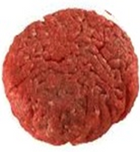 Grass Fed Beef Ground 4% fat -1lb
