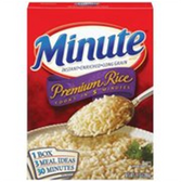 Minute Premium Instant Enriched Long Grain Rice - 14 oz