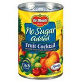 Delmonte No Sugar Added Fruit Cocktail - 15.25 oz
