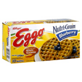 Kellogg's Eggo Waffles Nutri -Grain Whole Wheat -10 ct