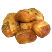 Whole Wheat Rolls -8 ct