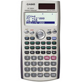 Casio FX-65 Fraction Calculator