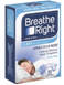 Breathe Right Small To Medium Clear Nasal Strips, 30 CT
