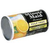 Minute Maid Orange Juice -12 oz
