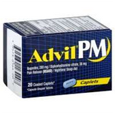 Advil PM Caplets - 20 Count