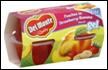 Del Monte - Peaches in Strawberry Lemonade Gel -4ct