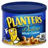 Planters Whole Cashews - 9.80oz
