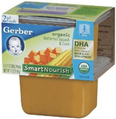 Gerber Organic 2nd Food -  Squash and Corn