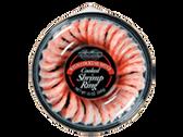 Frozen Shrimp Platter with  Cocktail Sauce - 64oz