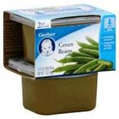 Gerber Baby 2nd Food - Green Beans