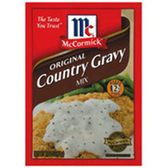 McCormick Original Country Gravy Mix -0.87 oz
