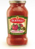 Bertolli Tomato & Basil - 24 oz