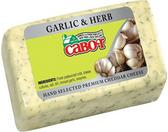 Cabot - Garlic & Herb Cheddar -8oz
