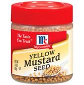 McCormick Yellow Mustard Seed -1.4 oz