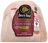 Boar's Head - 42% Lower Sodium Deluxe Ham -per/lb