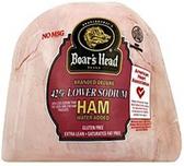 Boar's Head - 42% Lower Sodium Deluxe Ham -per/lb