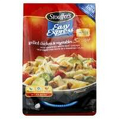 Stouffer's Frozen Easy Express Grilled Chicken & Vegetables-25oz