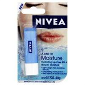 Nivea Kiss Of Moisture Spf 4 Lip Care - .17 Oz