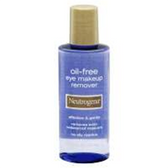 Neutrogena Oil-Free Eye Makeup Remover - 5.5 Fl. Oz.
