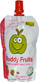 Pure Blended Fruit - Apple & Strawberry -3.2oz