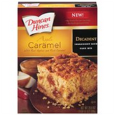 Duncan Hines Apple Caramel Cake Mix -18.25 oz