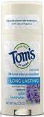 Tom's of Maine Long Lasting - Wild Lavendar Deodorant - ea