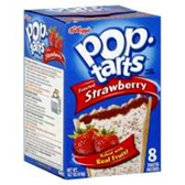Kellogg's Pop Tart Strawberry -8 ct
