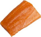 Atlantic Salmon Steak -1lb.